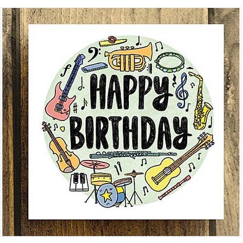 Happy Birthday - Music