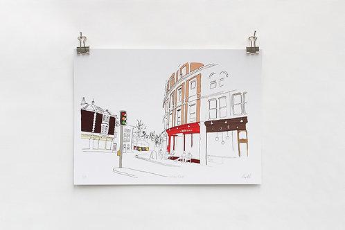 Stokes Croft Digital A4 Print