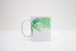 Banana Ceramic Mug