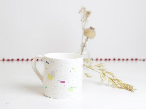 Journey Roam Bone China Mug