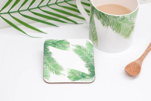 Palm Leaf Coaster