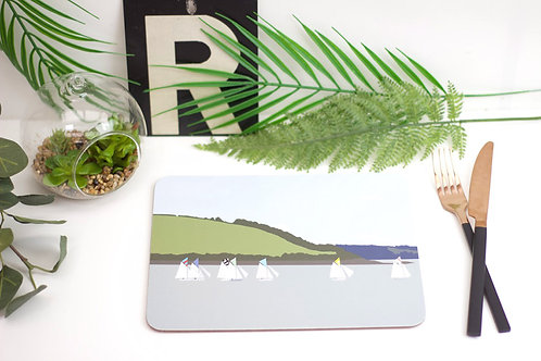 Weekend Explorer - Boat Placemat