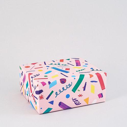 Confetti Wrapping Paper