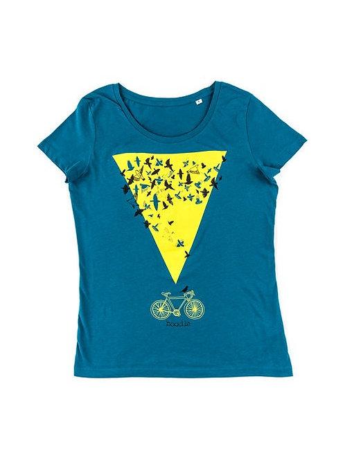 Womans Murmuration organic T-shirt