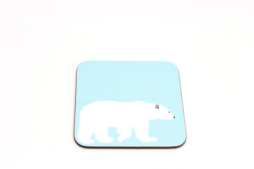 Polar Bear Coaster