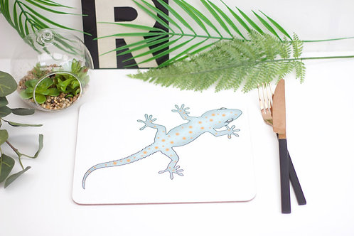 Gecko Placemat