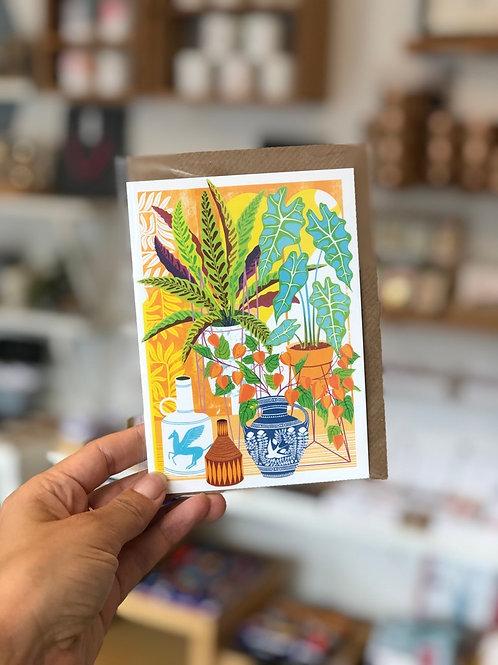 Vessels Card