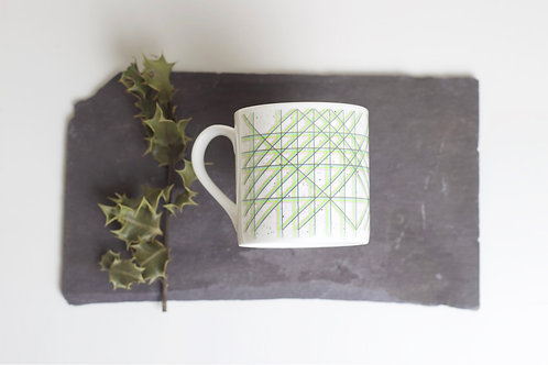 Crossroads Bone China Mug