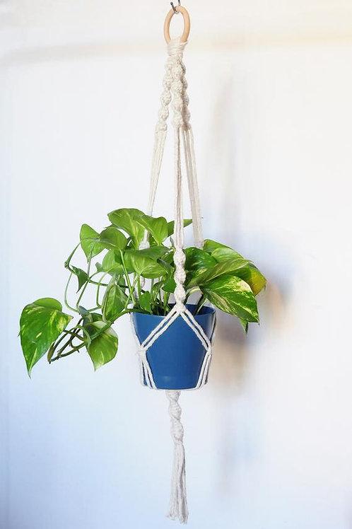 Macrame Kit - Plant Hanger - 3 colours