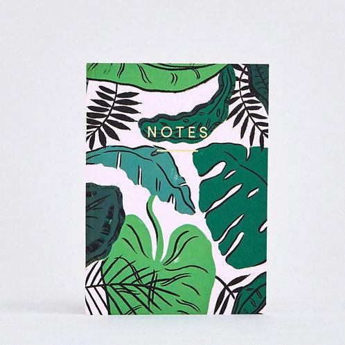 Leaf A6 Notebook