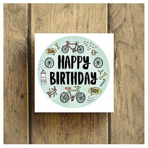 Happy Birthday - Bike