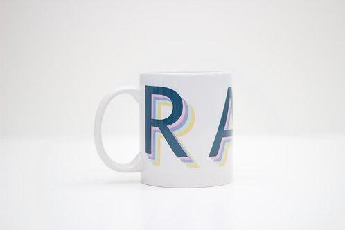 RAW Ceramic Mug