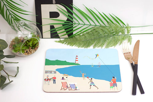 Weekend Explorer - Beach Placemat