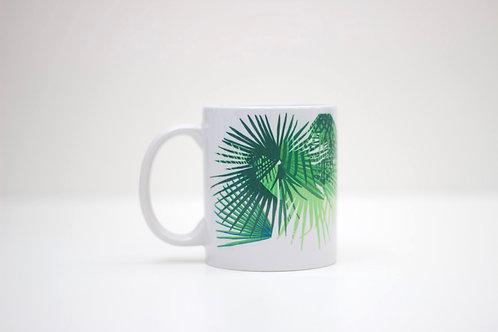 Cabbage leaf Ceramic Mug