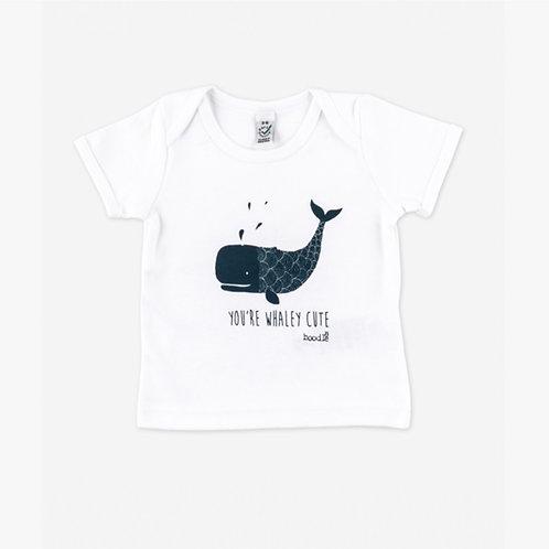 'Whaley cute' baby T-Shirt