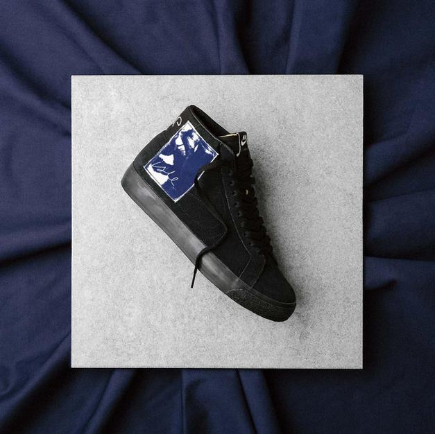 Nike SB x Isle Blazer Mid