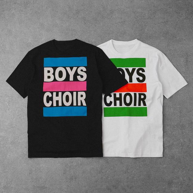 Daniel 'Snowy' Kinloch of Boys Choir