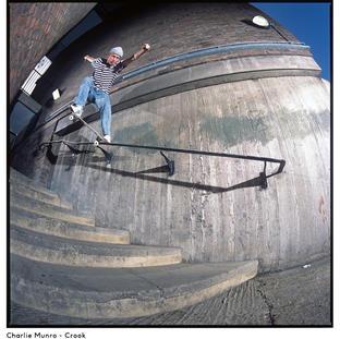 Graham Tait of North Skateboard Mag