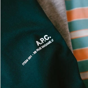 A.P.C. SP21: Collection Overview