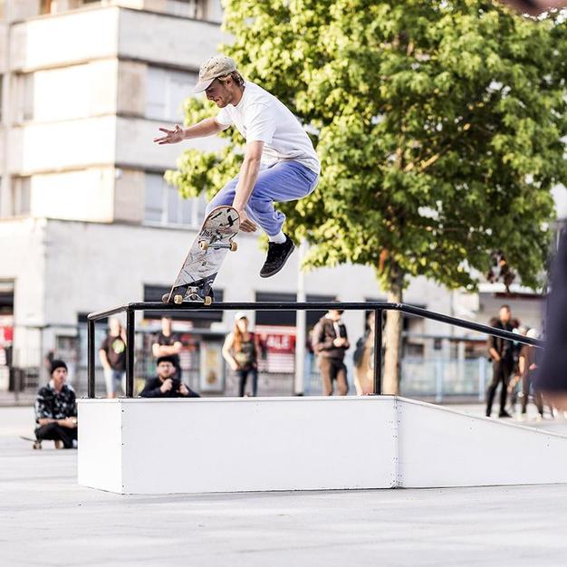National Skate x Flatspot Civic Jam
