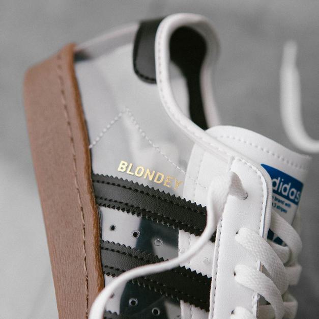 adidas Blondey McCoy Superstar 80's