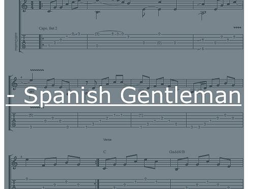 Spanish Gentleman