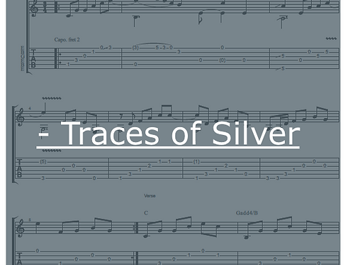 Traces of Silver