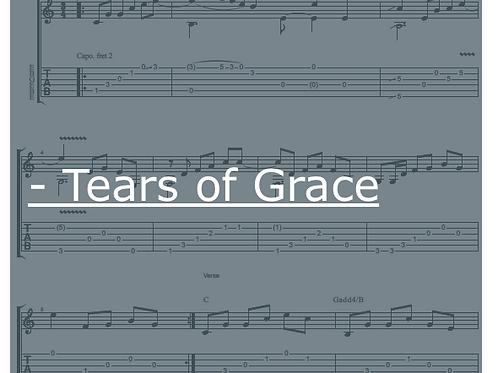 Tears of Grace