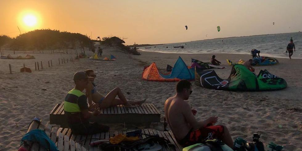 Kajtanje v Braziliji (Icarai-Ilha-Jeri-Barra Grande)