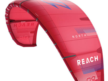 North Reach performance freeride kajt