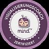 mindTV Visualisierungscoach Abzeichen.pn