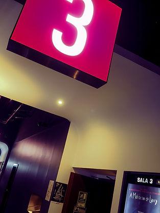 Sala 3, Castello Lopes Cinemas
