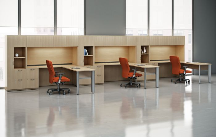 Desk Cubical Design