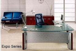 Expo Series Glass Desks