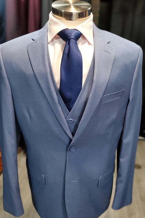 Powder Blue 3 piece Suit