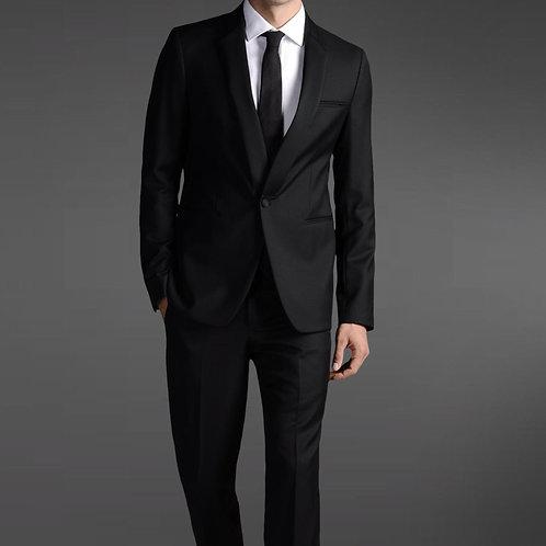 Black Designer Suit
