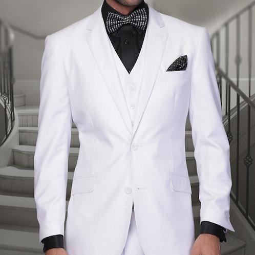White Designer Suit