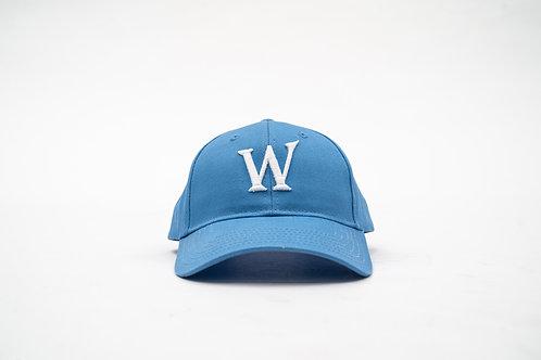 """Carolina Blue """"William Wilson W"""" Cap"""