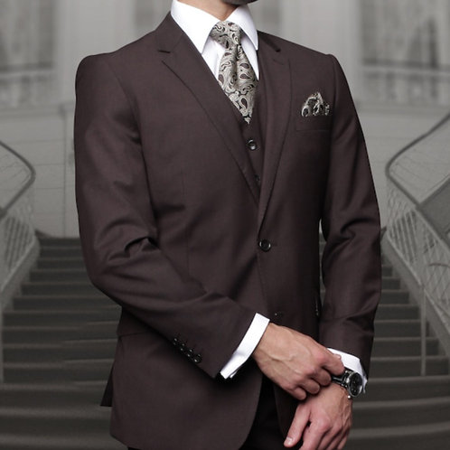 Brown Designer Suit