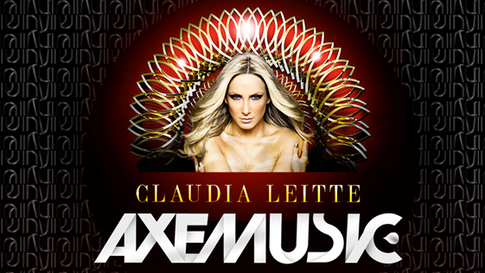 Claudia Leitte Axemusic | 2014