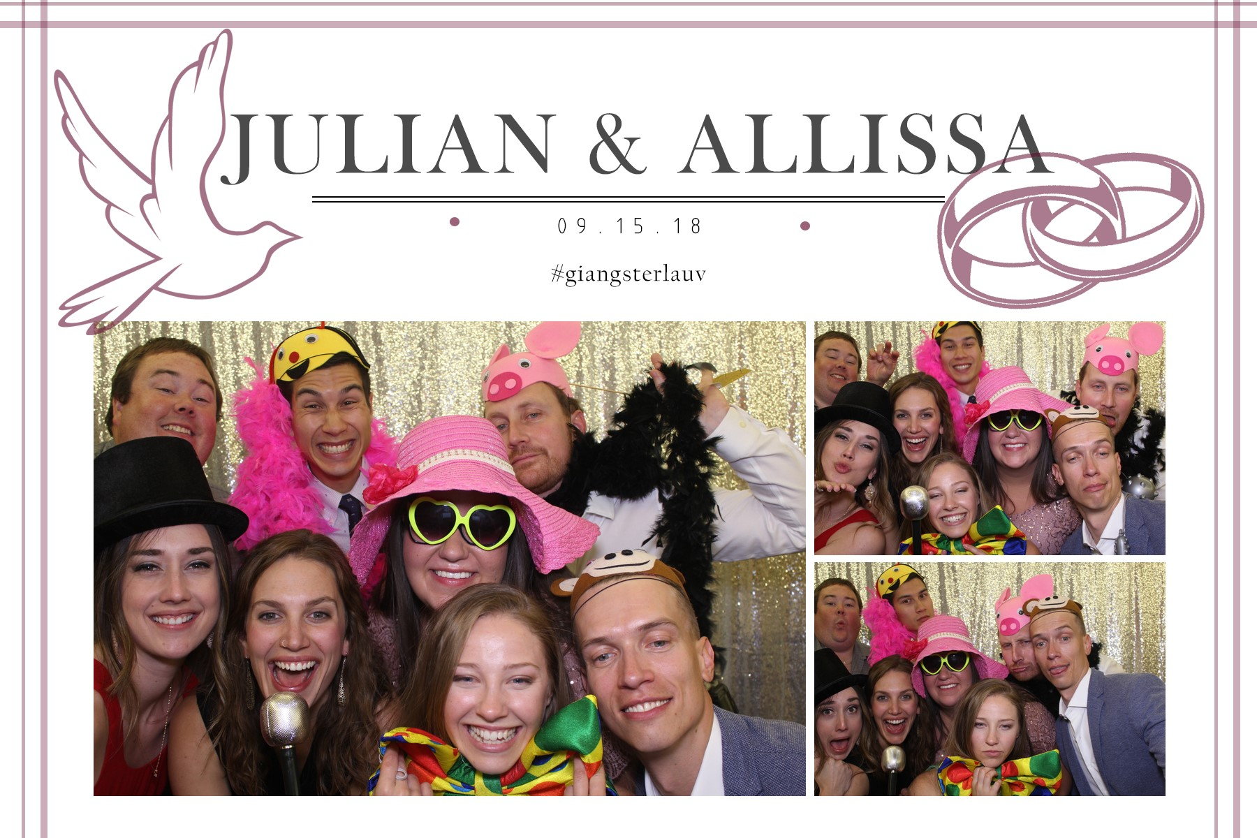 Julian and Alisa