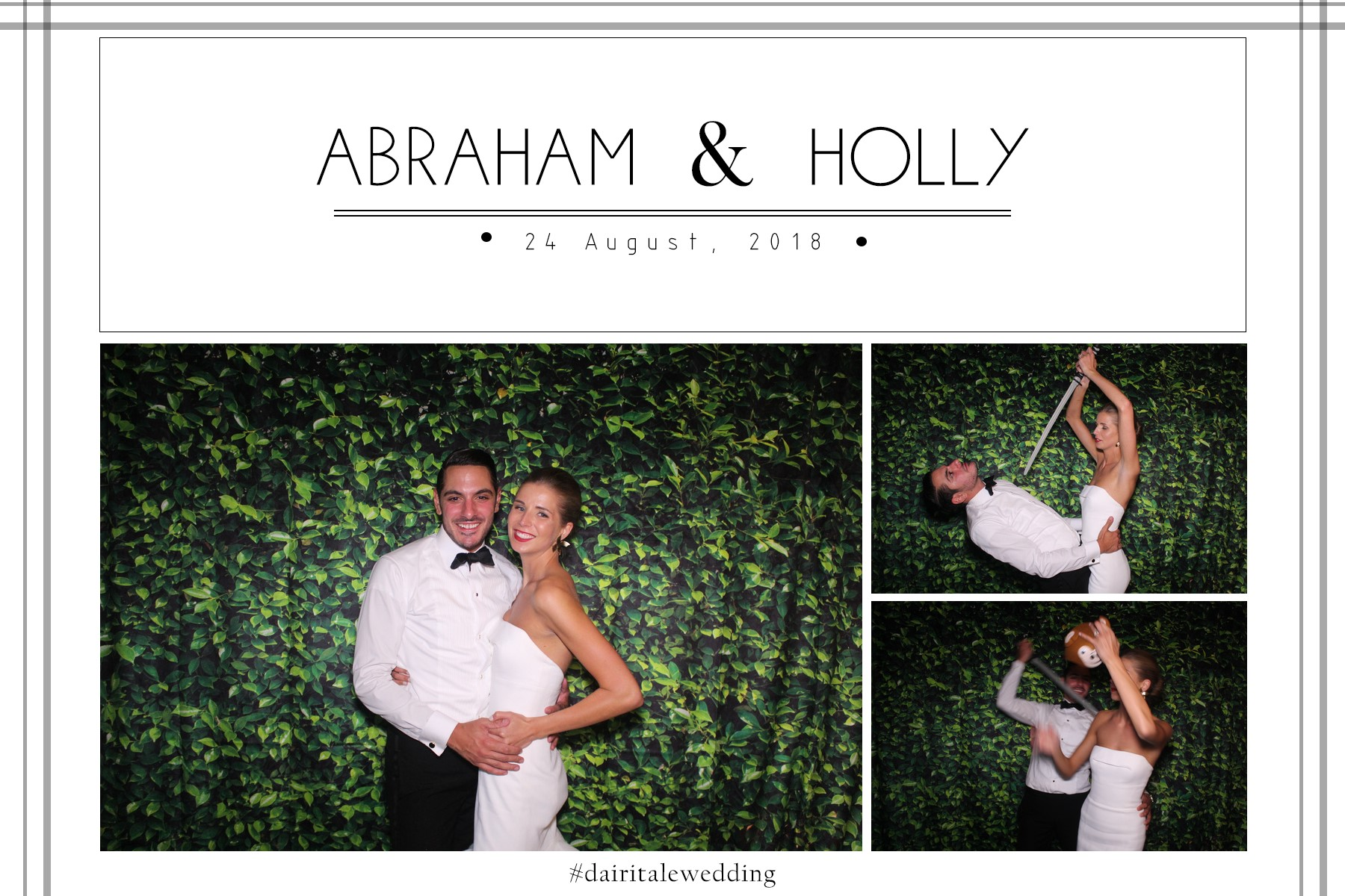 Holly and Abraham