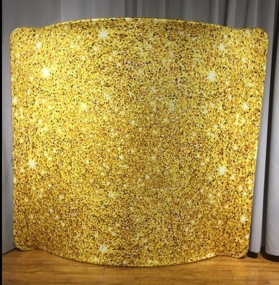 Sparkly Gold
