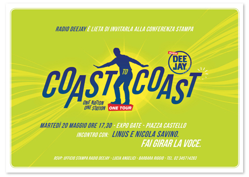 COAST TO COAST 2014 - RACCOLTA STUDIOMARANI.005