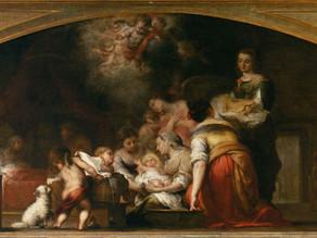 Gospel Reflection 9/8/20: Feast of Mary's Nativity