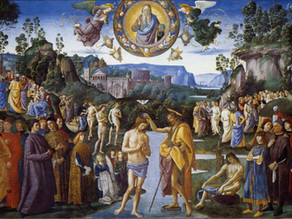Homily, Baptism of the Lord