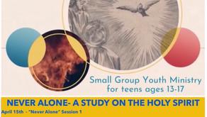 Easter Season YDisciple Youth Group!