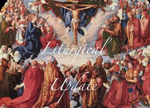8/26/20: Latest Liturgical Directives