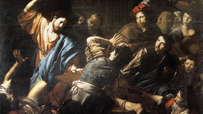 3/7/21 Homily: From Loving Conviction to Action