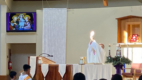 6/6/21 Homily: The Eucharist
